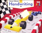 Zaner-Bloser Handwriting Student  Edition, Grade 2  (Manuscript; 2020 Copyright)