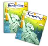 Zaner-Bloser Handwriting Grade 6:  Student & Teacher Editions (Homeschool Bundle -- 2020 Copyright)
