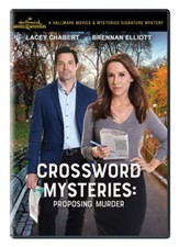 Proposing Murder: Crossword  Mysteries DVD