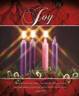 I Bring You Good Tidings of Great Joy (Luke 2:10) Large Bulletins, 100