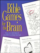 Bible Games for the Brain Book