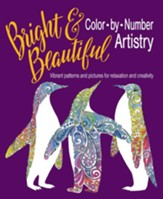 Bright and Beautiful Coloring Book