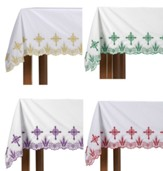 Eucharistic Altar Frontal, Set of 4