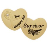 Survivor, Heart, Pocket Token