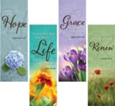Lift Up Your Heart X-Banner, Set of 4