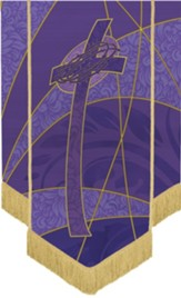 Cross/Crown Banner 42 x 60