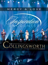 Mercy & Love: Live from Inspiration Encounter DVD