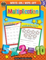 Write On/Wipe Off: Multiplication