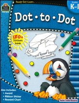 Ready Set Learn: Dot to Dot (Grades  K and 1)