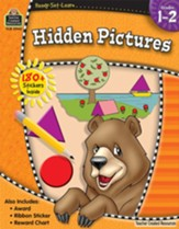 Ready Set Learn: Hidden Pictures  (Grades 1 and 2)