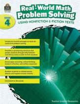 Real World Math Problem Solving  (Grade 4)