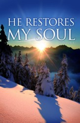 He Restores My Soul Bulletins, 100