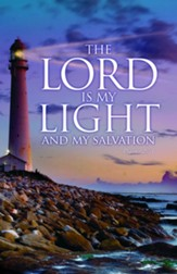 Lord is My Light (Psalm 27:1, NIV) Bulletins, 100