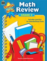 Practice Makes Perfect: Math Review  (Grade 4)