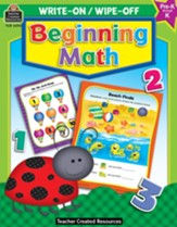 Write On/Wipe Off: Beginning Math