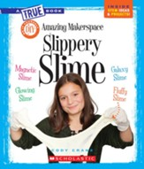 Amazing Makerspace DIY Slippery Slime