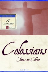 Colossians: Focus on Christ - eBook