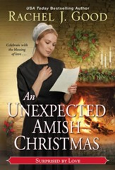 An Unexpected Amish Christmas, #3
