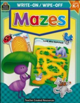 Write On/Wipe Off: Mazes
