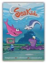 Sea Kids: Temperance, Contentment, and Communication DVD