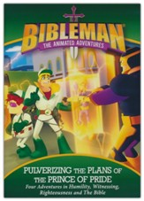 Bibleman: Pulverizing the Plans of the Prince of Pride DVD
