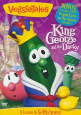King George and the Ducky DVD