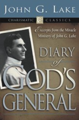Diary of God's General - eBook
