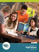 Answers Bible Curriculum High School Unit 1 Teacher Kit (2nd Edition)