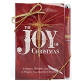 The Joy of Christmas Book and Pen Set