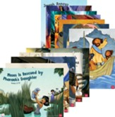 Simply Loved: Bible Story Poster Pack (pkg. of 12), Quarter 2