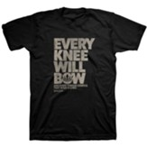 Every Knee Shirt, Black, 3X-Large