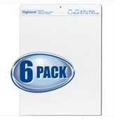 Highland Easel Pad Pack Of 6