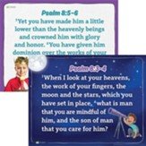 Answers Bible Curriculum Grades 2-5 Unit 2 Memory Verse Posters (2nd Edition)