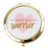 Heart of A Warrior, Compact Mirror