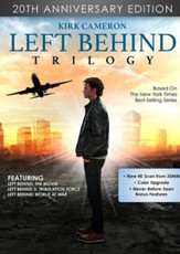 Left Behind Trilogy, 20th Anniversary Edition, DVD
