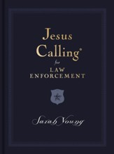 Jesus Calling for First Responders, Law Enforncement