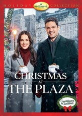 Christmas at the Plaza, DVD
