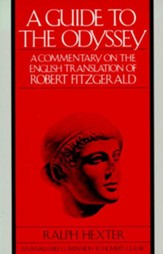 A Guide to The Odyssey: A Commentary on the English Translation of Robert Fitzgerald - eBook