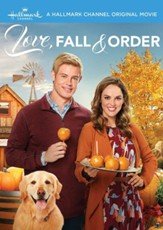 Love, Fall and Order DVD