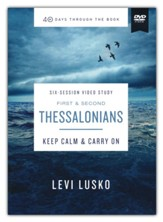 40 Days Through the Book: 1 & 2 Thessalonians  Video Study