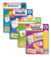 Learning at Home Skill Sharpeners  Bundle, Grade K