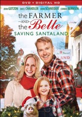 The Farmer And The Belle: Saving Santaland DVD