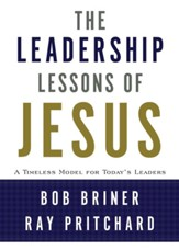 The Leadership Lessons of Jesus - eBook