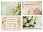 Love Worth Celebrating (KJV) Box of 12 Anniversary Cards
