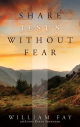 Share Jesus Without Fear - eBook