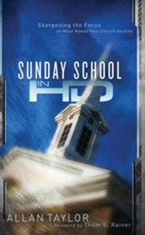 Sunday School in HD - eBook
