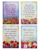 Prayers for Peace (KJV) Box of 12 Praying for You Cards