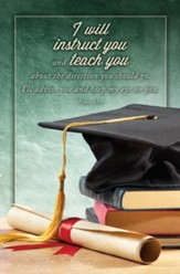 I Will Instruct You (Proverbs 32:8, CEB) Bulletins, 50