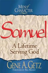 Men of Character: Samuel - eBook