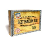 Destination Dig Multi-Age Starter Kit with Digital Leader Guides Add-on - Lifeway VBS 2021